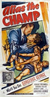 Alias the Champ movie poster (1949) poster MOV_f5e525b6