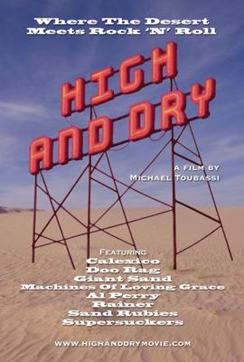 High and Dry movie poster (2005) poster MOV_f5e5de0a