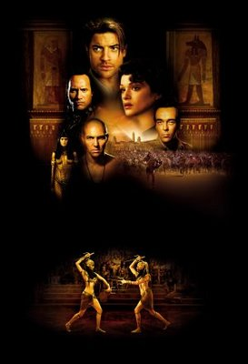 The Mummy Returns movie poster (2001) poster MOV_f5ec8603