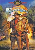 King Solomon's Mines movie poster (1985) picture MOV_f5ec8607