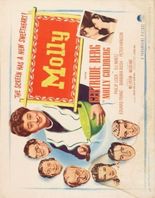 The Goldbergs movie poster (1950) poster MOV_f5f7d305