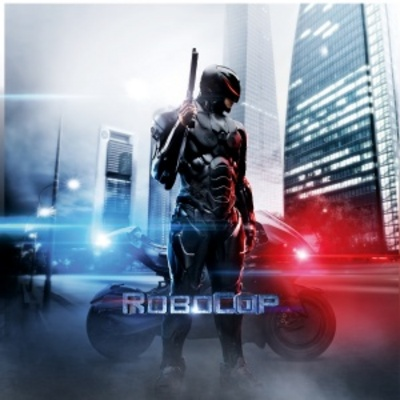 RoboCop movie poster (2014) poster MOV_f5fabc5b