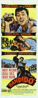 Bandido movie poster (1956) picture MOV_f60936a5