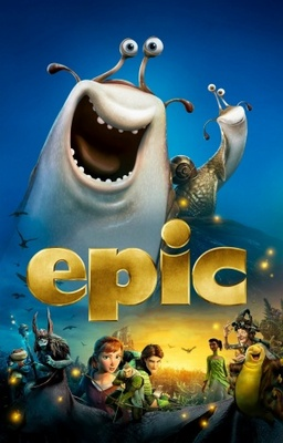 Epic movie poster (2013) poster MOV_f60df2e3