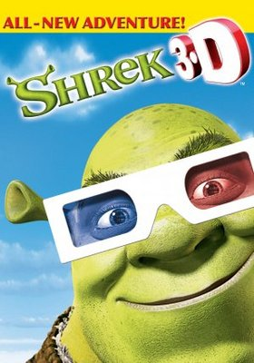 Shrek movie poster (2001) poster MOV_f60e2c97
