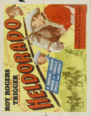 Heldorado movie poster (1946) poster MOV_f61157ec