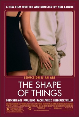 The Shape of Things movie poster (2003) poster MOV_f61d3ee2