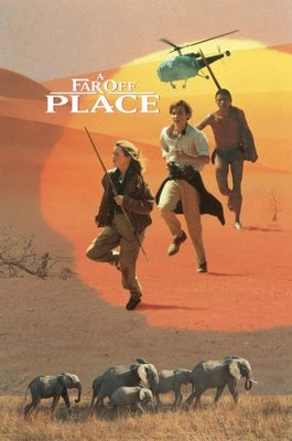 A Far Off Place movie poster (1993) poster MOV_f61d9179
