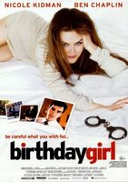 Birthday Girl movie poster (2001) picture MOV_f621a1e9