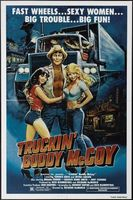 Truckin' Buddy McCoy movie poster (1984) picture MOV_f626abf1