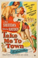 Take Me to Town movie poster (1953) picture MOV_f62c4f0b