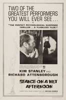 Seance on a Wet Afternoon movie poster (1964) picture MOV_f6325aff
