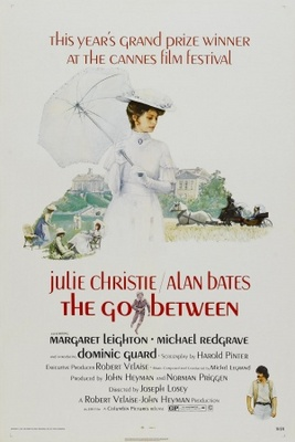 The Go-Between movie poster (1970) poster MOV_f638666e