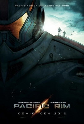 Pacific Rim movie poster (2013) poster MOV_f6391d37