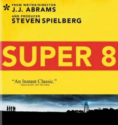 Super 8 movie poster (2011) poster MOV_f63c2dc5