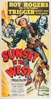 Sunset in the West movie poster (1950) picture MOV_f63e03be