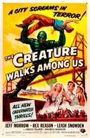 The Creature Walks Among Us movie poster (1956) picture MOV_f644796c