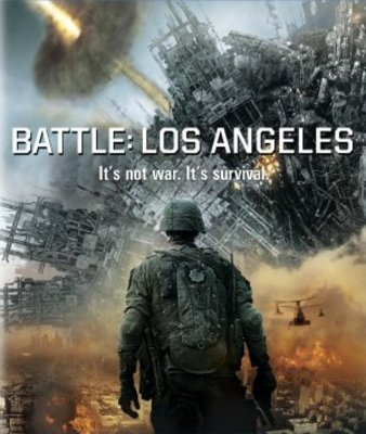 Battle: Los Angeles movie poster (2011) poster MOV_f647db6f