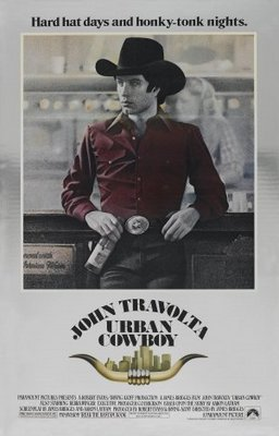 Urban Cowboy movie poster (1980) poster MOV_f64d0257
