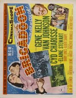 Brigadoon movie poster (1954) picture MOV_f64d546b