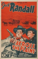 Across the Plains movie poster (1939) picture MOV_f6558674