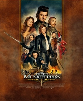 The Three Musketeers movie poster (2011) poster MOV_f655a9f8