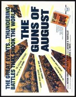 The Guns of August movie poster (1964) picture MOV_f65bb154