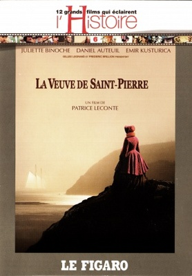 La veuve de Saint-Pierre movie poster (2000) poster MOV_f65c3d36