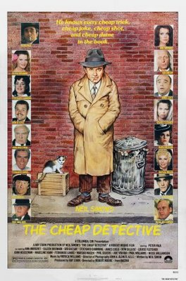 The Cheap Detective movie poster (1978) poster MOV_f65d602e