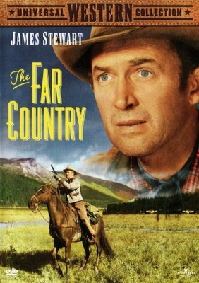 The Far Country movie poster (1954) poster MOV_f6614a41