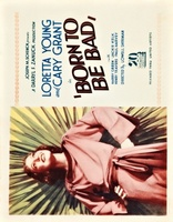 Born to Be Bad movie poster (1934) picture MOV_f668ee75