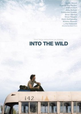 Into the Wild movie poster (2007) Poster. Buy Into the ...