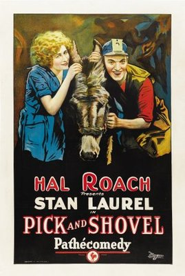 Pick and Shovel movie poster (1923) poster MOV_f66dc369