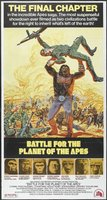 Battle for the Planet of the Apes movie poster (1973) picture MOV_f672457a