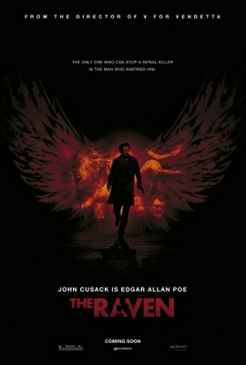 The Raven movie poster (2012) poster MOV_f672deb4