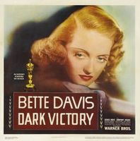 Dark Victory movie poster (1939) picture MOV_f676a16f