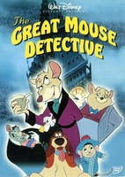 The Great Mouse Detective movie poster (1986) picture MOV_f678eb3e