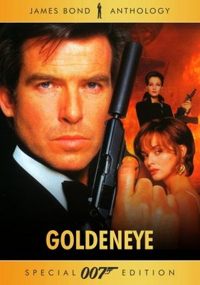 GoldenEye movie posters  1995      GoldenEye movie poster  1995    Goldeneye Movie Poster