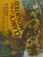 Clancy of the Mounted movie poster (1933) picture MOV_f686912f