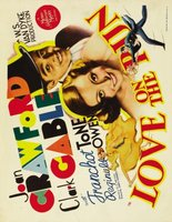 Love on the Run movie poster (1936) picture MOV_f68af04a