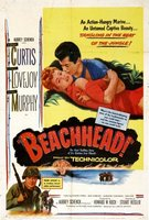 Beachhead movie poster (1954) picture MOV_f68e96bd