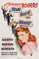 Tom Dick and Harry movie poster (1941) picture MOV_f6910bef