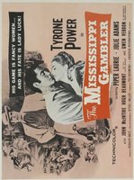 The Mississippi Gambler movie poster (1953) picture MOV_3757697a