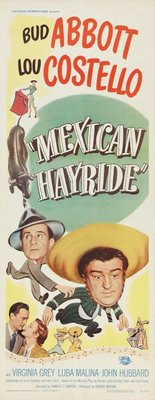 Mexican Hayride movie poster (1948) poster MOV_f698e3c2