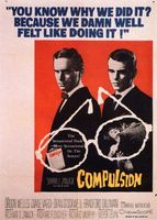 Compulsion movie poster (1959) picture MOV_f6a7228c
