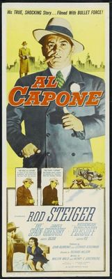 Al Capone movie poster (1959) poster MOV_f6acf2d8