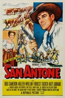 San Antone movie poster (1953) picture MOV_f6arkhp8