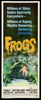 Frogs movie poster (1972) picture MOV_f6b31071