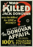 The Donovan Affair movie poster (1929) picture MOV_f6b8b45d
