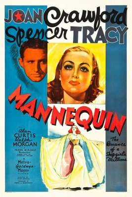 Mannequin movie poster (1937) poster MOV_f6b92b8a
